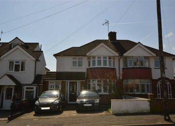 Thumbnail 3 bed semi-detached house for sale in Dover Way, Croxley Green, Rickmansworth Hertfordshire