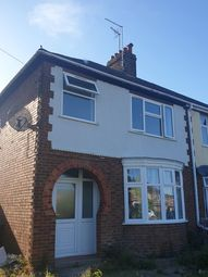 Thumbnail 3 bed semi-detached house to rent in Eye Road, Peterborough