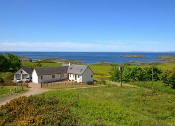 Thumbnail 5 bed detached house for sale in Springbank, Isle Of Gigha, Argyll And Bute