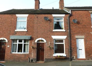 Thumbnail 2 bed terraced house for sale in Rosebank Street, Leek, Staffordshire