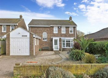 Thumbnail 4 bed detached house for sale in Hazlemere Drive, Herne Bay, Kent
