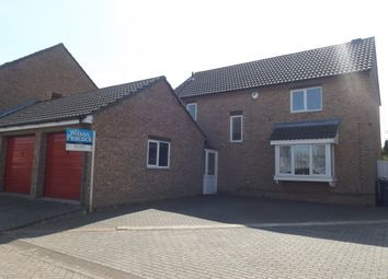 Thumbnail 4 bed property to rent in Butler Way, Kempston, Bedford