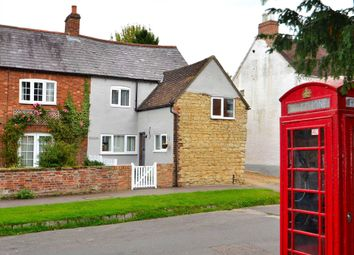 Thumbnail 3 bed cottage for sale in High Street, Great Linford, Milton Keynes