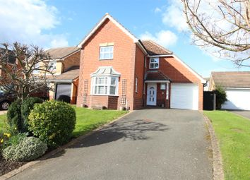 Thumbnail 4 bed detached house for sale in Pritchard Drive, Stapleford, Nottingham