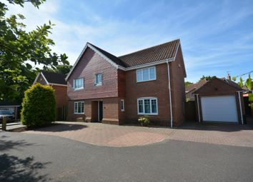 Thumbnail 5 bed detached house for sale in Garden Close, Lowestoft, Suffolk