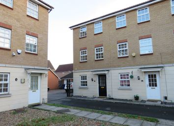 Thumbnail 4 bed end terrace house for sale in Frobisher Gardens, Chafford Hundred, Grays