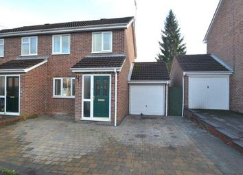 Thumbnail 2 bed semi-detached house for sale in Hibiscus Grove, Bordon