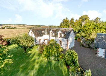Thumbnail 5 bedroom detached house for sale in Moneydie, Luncarty, Perth