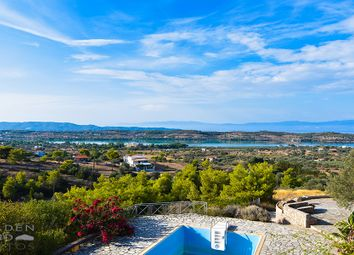 Thumbnail 4 bed villa for sale in Villa With Stunning View In Ververonta Porto Heli, Greece