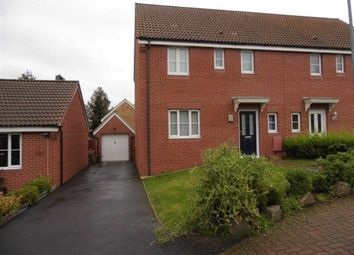 Thumbnail 3 bed property to rent in Cider Mill Court, Hereford