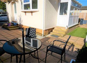 Thumbnail 2 bedroom mobile/park home for sale in Pinehurst Park, Ferndown