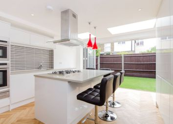 Thumbnail 4 bed property for sale in Derby Road, Wimbledon