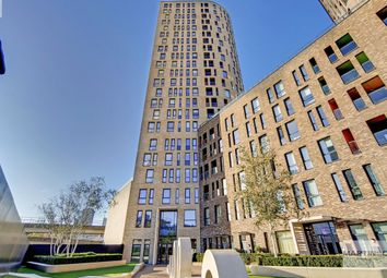 Thumbnail 1 bed flat for sale in Williamsburg Plaza, London