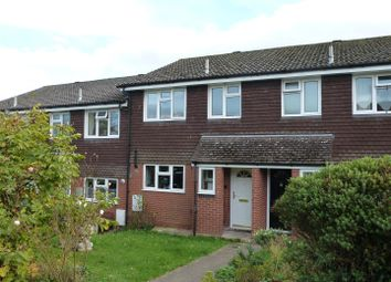 Thumbnail 3 bed terraced house for sale in Dryden Close, Salisbury