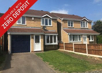 Thumbnail 3 bedroom property to rent in Bluebell Close, Scarning, Dereham