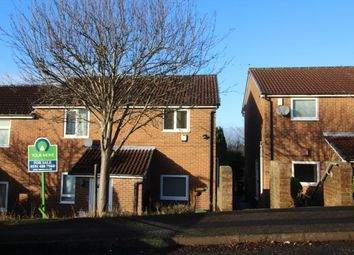 Thumbnail 2 bed flat for sale in Ravenscar Close, Whickham, Newcastle Upon Tyne
