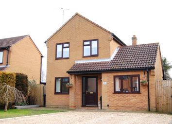 Thumbnail 4 bed detached house for sale in Walpole St. Andrew, Wisbech
