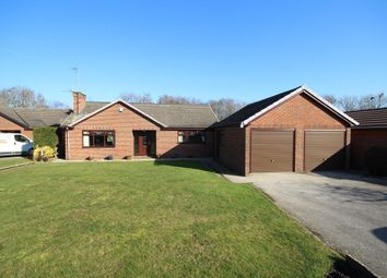 Thumbnail 3 bed detached bungalow for sale in Howards Close, Thurcroft, South Yorkshire