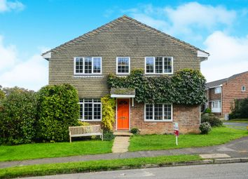 Thumbnail 4 bed end terrace house for sale in Monks Way, Lewes