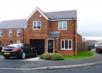 Thumbnail 3 bed detached house to rent in Griffiths Court, Bowburn, Durham