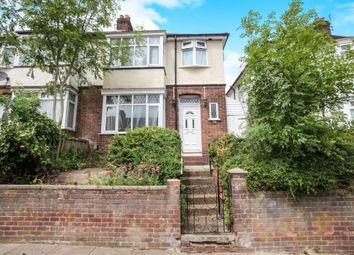 Thumbnail 3 bedroom semi-detached house for sale in Milton Road, Luton