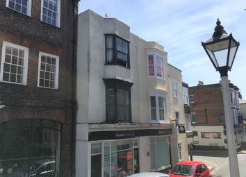 Thumbnail 2 bed maisonette for sale in High Street, Hastings