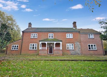 Thumbnail 4 bed detached house for sale in Watton Road, Barford, Norwich