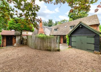 Thumbnail 4 bed detached house for sale in Beech Lane, Pampisford, Cambridge