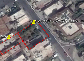 Thumbnail Land for sale in Casino Resort, Limassol West, Zakaki, Limassol, Cyprus