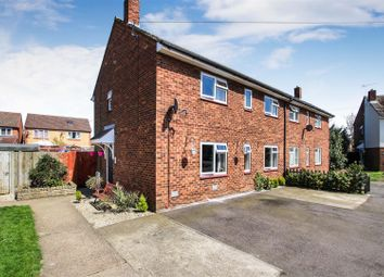 Thumbnail 4 bed semi-detached house for sale in Belle Isle Crescent, Brampton, Huntingdon