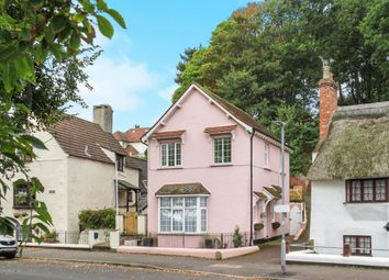 Thumbnail 2 bedroom cottage for sale in Quay Street, Minehead