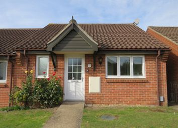Thumbnail 1 bed terraced bungalow for sale in Bentley Way, Weston Road, Norwich