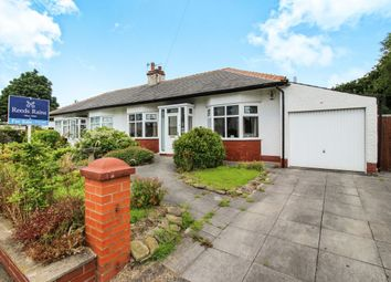 Thumbnail 2 bed bungalow for sale in Crookings Lane, Penwortham, Preston