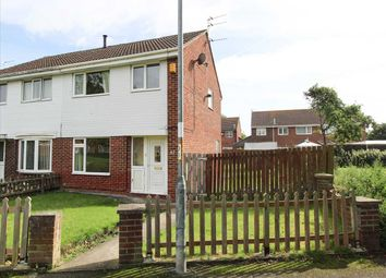 Thumbnail 3 bedroom semi-detached house for sale in Sudbury Way, Beaconhill Green, Cramlington