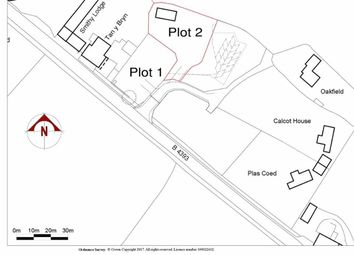 Thumbnail Land for sale in Coedway, Shrewsbury