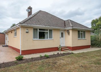 Thumbnail 3 bed detached bungalow for sale in Cracknore Industrial Park, Cracknore Hard, Marchwood, Southampton