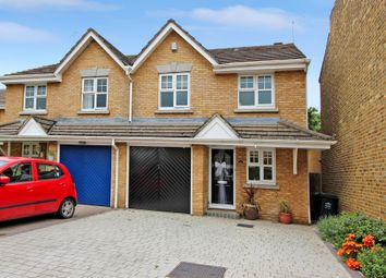 Thumbnail 3 bed semi-detached house to rent in Royal Road, Hawley, Kent