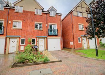 Thumbnail 4 bed town house for sale in Newton Road, Great Barr, Birmingham