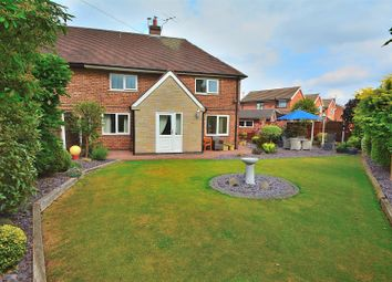 Thumbnail 4 bed semi-detached house for sale in Stonehill, Castle Donington, Derby