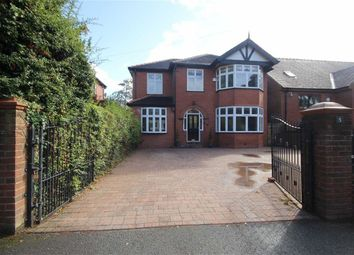 Thumbnail 4 bedroom detached house for sale in Brereton Drive, Worsley, Manchester