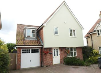 Thumbnail 4 bed detached house for sale in Chalmers Green, Carlton Colville, Lowestoft