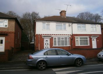 Thumbnail 3 bedroom semi-detached house for sale in Newfield Road, Radford Coventry
