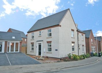 Thumbnail 3 bed semi-detached house to rent in Betony Road, Coton Meadows, Rugby, Warwickshire