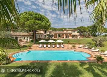 Thumbnail 8 bed villa for sale in St Tropez, French Riviera, France