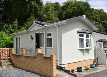 Thumbnail 1 bed mobile/park home for sale in Mill Gardens, Blackpill, Swansea