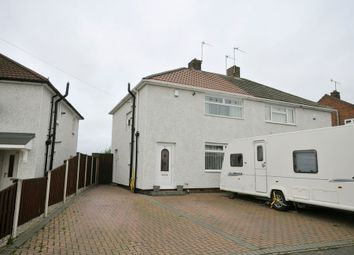 Thumbnail 2 bed semi-detached house for sale in Burnbridge Road, Old Whittington, Chesterfield