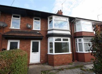 Thumbnail 3 bed terraced house to rent in Louis Drive, West Hull