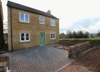 Thumbnail 4 bedroom detached house for sale in Leek Road, Warslow, Derbyshire