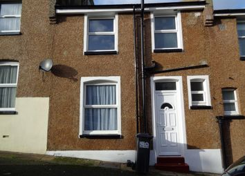 Thumbnail 3 bed terraced house to rent in Hardwicke Road, Hastings
