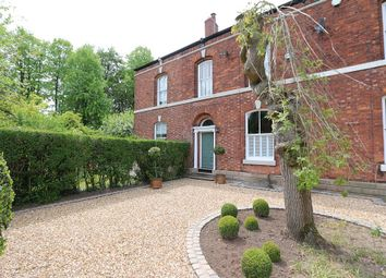 Thumbnail 4 bed town house for sale in Byrons Lane, Macclesfield, Cheshire